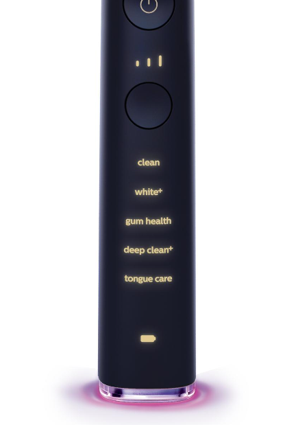 philips sonicare diamondclean smart Scrubbing and pressure sensor