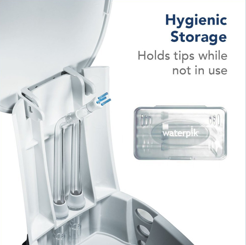 Flossing tips case of WP 670
