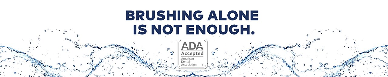 Waterpik with ADA accepted